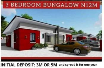 Spacious 2 Bedroom Terrace Bungalow, Oribanwa Awayaya  The Road Is Interlocked From Lekki-epe Expressway, Awoyaya, Ibeju Lekki, Lagos, House for Sale