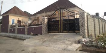Luxury 3 Bedroom Standalone Bungalow with Bq, After Charlyboy House, Gwarinpa, Abuja, Detached Bungalow for Rent