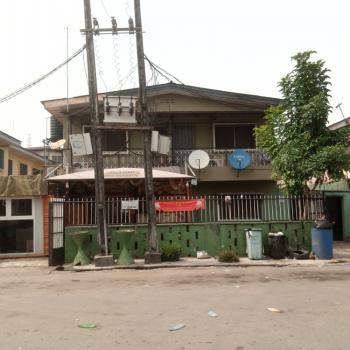 Block of 4 Nos 3 Bedrooms Flat, Off Ogunlana Drive, Surulere, Lagos, Block of Flats for Sale