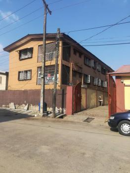 Spacious Block of 6 Flats of 3 Bedrooms Flat, Oyadiran Estate, Sabo, Yaba, Lagos, Block of Flats for Sale