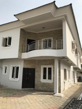 4 Bedroom Duplex with a Room Bq, Vgc, Lekki, Lagos, Detached Duplex for Rent