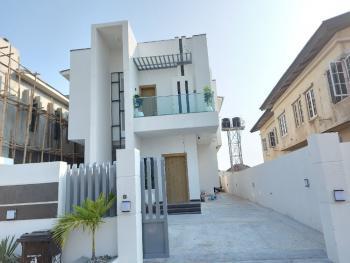 Executive 5 Bedrooms Ensuite Detached Duplex with Pool in an Estate, Ologolo, Lekki Phase 1, Lekki, Lagos, Detached Duplex for Sale