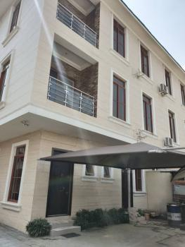 Beautiful 5 Bedroom Semi-detached Duplex with a Pool in a Gated Estate, Ikoyi, Lagos, Semi-detached Duplex for Sale