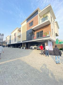Luxury 4 Bedroom Terrace Duplex with Excellent Facilities, Lekki Peninsula Estate, Lekki Phase 1, Lekki, Lagos, Terraced Duplex for Sale