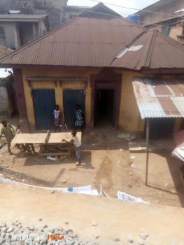Bungalow on Half Plot, Moshalashi Railway, Surulere, Lagos, Detached Bungalow for Sale
