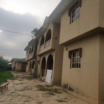 6 Nos of 3 Bedroom Flat with 2 Nos Mini Flat, Akinola, Iyana Ipaja, Ipaja, Lagos, Block of Flats for Sale