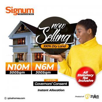 Governor Consent, Oreki Community, Eleko, Ibeju Lekki, Lagos, Residential Land for Sale