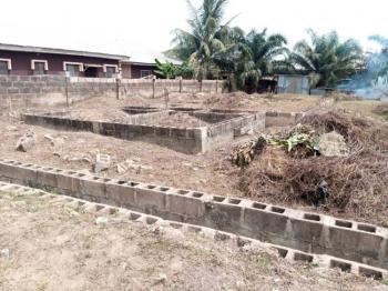 a Plot of Land, Zone a Road 5, Redemption Way Aba Ibeji Area, Odo Ona Kekere New Garage  at Podo Area, Ibadan, Oyo, Residential Land for Sale
