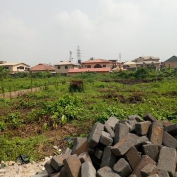 Land Measuring 600 Square Meters, Millenium Estate, Gbagada, Lagos, Residential Land for Sale
