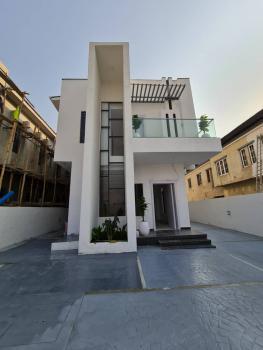 Luxury Contemporary 5 Bedroom Detached Duplex with Bq, Ologolo, Lekki, Lagos, Detached Duplex for Sale