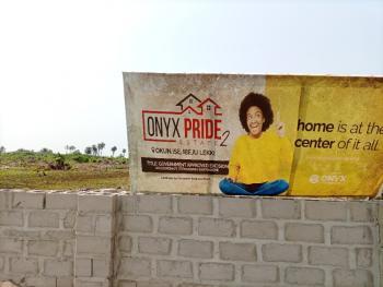 Onyx Pride 2, Folu Ise, Ibeju Lekki, Lagos, Mixed-use Land for Sale