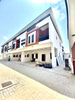 Exquisitely Finished and Fully Serviced 3 Bedroom Terrace Duplex, Orchid Hotel Road, Second Tollgate, Lafiaji, Lekki, Lagos, Terraced Duplex for Sale