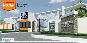 Prime Landed Property, Behind Amity Estate, Adjacent Gra, Abijo, Lekki, Lagos, Land for Sale