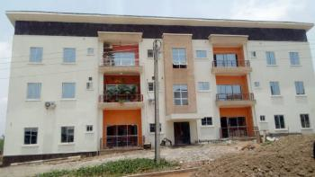 Stunning View, Superb Atmosphere, Stellar Price 2 Bedroom Flat, The Paradise Estate, Life Camp, Abuja, Flat / Apartment for Sale