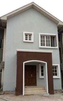 Newly Built 10 Units of Terrace Duplex, Millinieum Estate, Gbagada, Lagos, Terraced Duplex for Rent