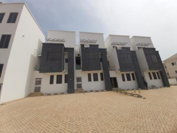 Brand New and Nicely Located 4 Bedrooms Terraced House, Life Camp, Abuja, Terraced Duplex for Sale