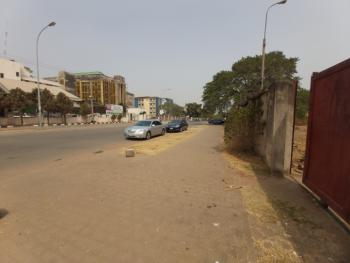 Developers Delight: Strategically Located, Dry Fully Fenced Land, Jabi, Abuja, Commercial Land for Sale