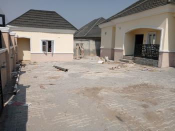 Brand-new Spacious 3 Bedroom Bungalow, Extension, Gwarinpa, Abuja, Detached Bungalow for Rent