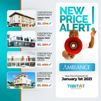 2 Bedroom Apartment, Camberwall Advantage Phase 1, Ikate, Lekki, Lagos, Detached Duplex for Sale