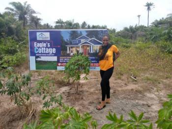 25 Plots of Land with C of O, Naija Realtors By Milano Properties Along Orchid Road, Lekki, Lagos, Mixed-use Land for Sale
