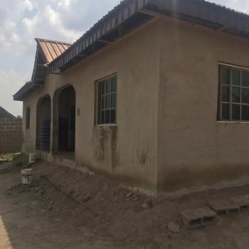 3 Bedroom Bungalow on a Full Plot of Land, Lion Power Road, Mowe, Orimerunmu, Ibafo, Ogun, Detached Bungalow for Sale