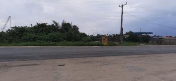 Affordable Land in a Suitable Location for Commercial, Abijo, Lekki, Lagos, Commercial Land for Sale