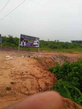 Residential Land with C of O, S Properties Emene Close to Caritas University Adoration Ministries, Emene, Enugu, Enugu, Residential Land for Sale