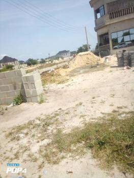 Affordable Dry Land with Governor Consent in a Built Up Area, Gra, Close to The Road, Abijo, Lekki, Lagos, Residential Land for Sale