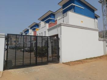 Newly Built and Strategically Located 3 Bedroom Terrace House with Bq, Katampe Extension, Katampe, Abuja, Terraced Duplex for Sale