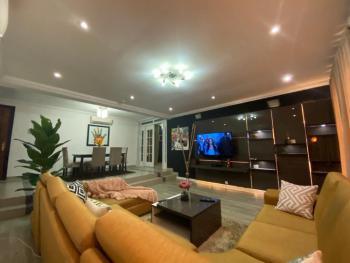 Spacious 3 Bedroom Apartment, Dideolu Estate Off Four Points Sheraton, Victoria Island (vi), Lagos, Flat Short Let