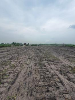 4 Acres of Fenced Land Suitable for Mini Estate, Opp. Champions Court, By Amen Estate, Eleko, Ibeju Lekki, Lagos, Residential Land for Sale