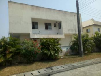 Serviced Spacious 3 Bedroom Flat with a Room Bq, Orchid Road By Chevron Tollgate, Lekki Phase 2, Lekki, Lagos, Flat for Rent