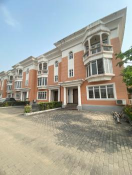 Lovely 4 Bedroom Terrace Duplex with 24/7 Power, Pool and Gym, Old Ikoyi, Ikoyi, Lagos, Terraced Duplex for Rent