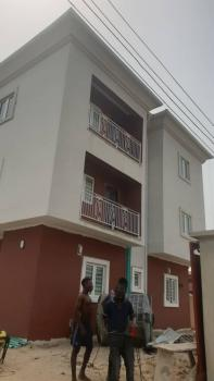 Luxuriously Built Block of 6 Flats, Off Badore and Almost Directly Behind Fidelity Bank., Badore, Ajah, Lagos, Detached Bungalow for Rent