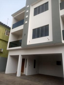 Brand New 4 Bedroom Terrace Duplex, Off Salvation, Opebi, Ikeja, Lagos, Terraced Duplex for Sale