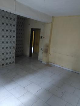 2 Bedroom Flat in a Good Environment, Off at.finbarrs Road,abidemi Agent, Akoka, Yaba, Lagos, Flat for Rent