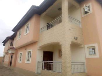 a Newly Built 4 Flats of 3 Bedrooms Apartment, All Rooms Ensuite, Ado Road, Very Close to Blenco Super Market, Ado, Ajah, Lagos, Flat for Rent