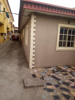 Decent 3 Bedroom Bungalow, Off Adekunle Kuye, Surulere, Lagos, Semi-detached Bungalow for Rent