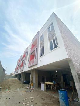 Beautifully Built 4 Bedroom Terraced Duplex with Bq, Ologolo, Lekki, Lagos, Terraced Bungalow for Sale