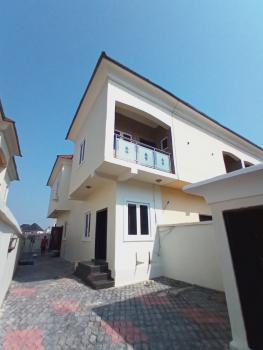 Luxury 4 Bedroom Terraced Duplex with Excellent Features, Ikota Villa Estate, Ikota, Lekki, Lagos, Terraced Duplex for Rent