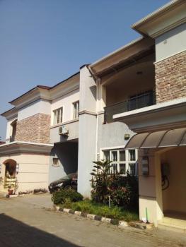 Diplomatic 4 Bedroom Serviced Duplex+ Bq, Pool, Gym, 24/7 Light,, Utako, Abuja, House for Rent