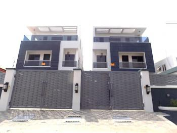 New House. 5 Bedroom Fully Detached Duplex with Bq, Ikate, Lekki, Lagos, Detached Duplex for Sale