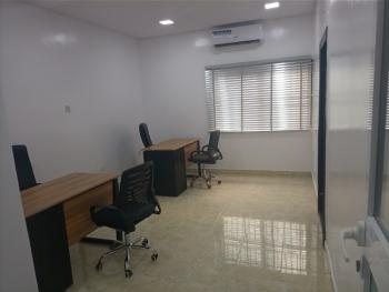 Fantastic Serviced Office Space, Prince Adelowo Adedeji, Lekki, Lagos, Office Space for Rent