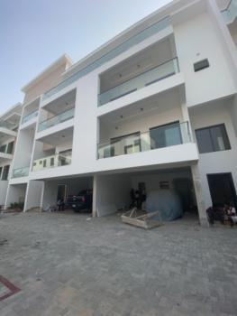 Luxury 4 Bedroom Terraced Duplex with Bq, Swimming Pool and Gym, Banana Island, Ikoyi, Lagos, Terraced Duplex for Sale
