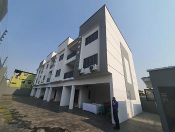 Luxury Four Bedroom Terrace Duplex with a Room Bq, Opebi, Ikeja, Lagos, Terraced Duplex for Sale