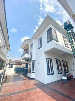 Luxury Built 5 Bedroom Fully Detached Duplex with a Room Bq, Agungi, Lekki, Lagos, Detached Duplex for Sale