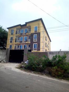 Brand New Block of 8 Flats of 3 Bedroom, Awuse Estate, Opebi, Ikeja, Lagos, Block of Flats for Sale