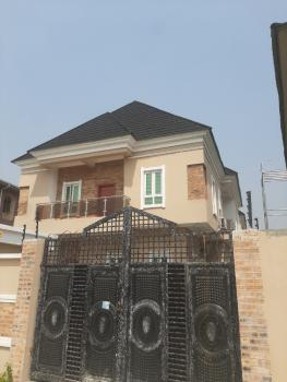 5 Bedrooms Fully Detached Duplex with Bq, Canaan Estate, Sangotedo, Ajah, Lagos, Detached Duplex for Sale