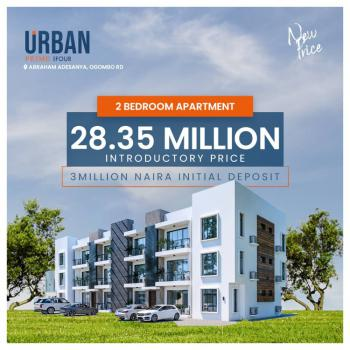 Land with Governors Consent Instant Allocation, Urban Prime Four Abraham Adesanya By Ogombo Road, Ajah, Lagos, Block of Flats for Sale