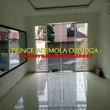 Fresh Deal! Newly Built 3 Bedroom Apartment + Bq, Parkview, Ikoyi, Lagos, Flat for Rent